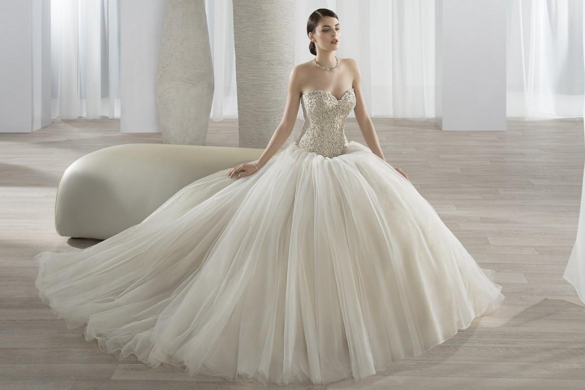 Comment trouver la robe de mariée qui lui va ?