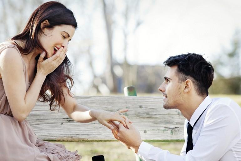 Des idées originales pour faire sa demande en mariage
