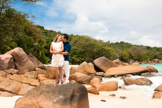 lune de miel à Seychelles