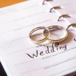 Organisation d'un mariage : par où commencer ?