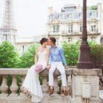 Un mariage moderne à Paris