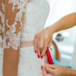 Une robe de mariée sur-mesure pour votre mariage
